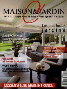 Maison et jardin  » interview ODZO »