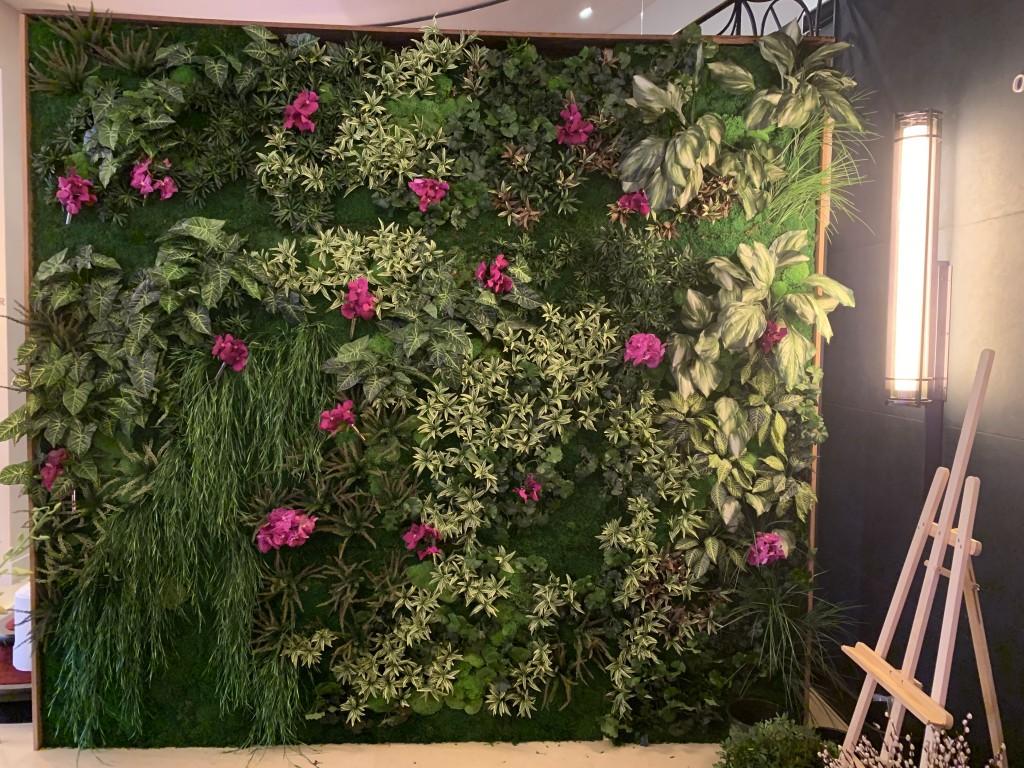 Plantes Pour Mur Végétal Extérieur mur végétal artificiel - odzo spécialiste de mur d'eau | odzo