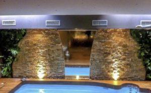 Le Parisien – Odzo crée des murs d'eau pour les grandes enseignes